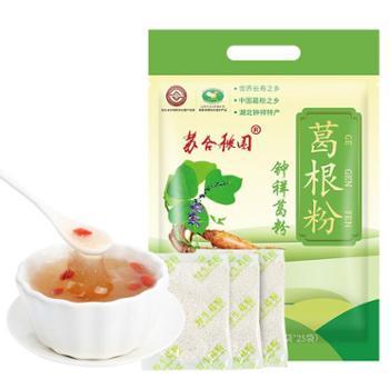 苏合秾园葛根粉500g/袋(20g*25小袋)
