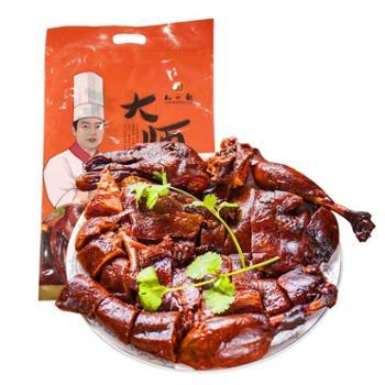 知味观东坡酱鸭浙江杭州特产熟食真空酱制整只535g