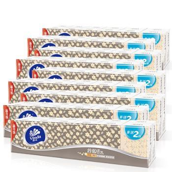 维达(Vinda)手帕纸套装细韧4层12包9条108包