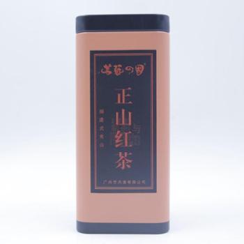 茗艺之国正山红茶150克