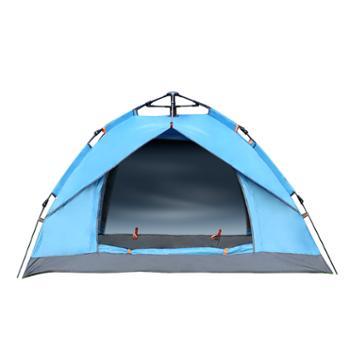 酷龙达双人自动速开帐篷
