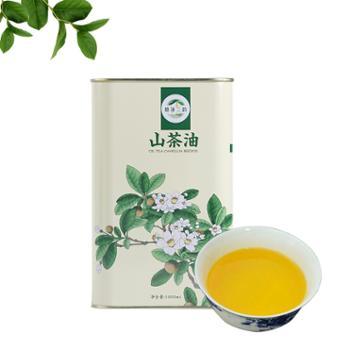 蜂凌三韵茶籽油1000ml