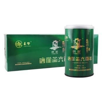 恩施特产 土司1574(绿茶) 200g条盒装