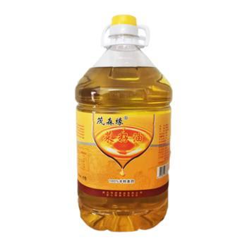 茂森缘一级菜籽油5L