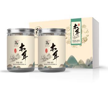 吃山云南怒江木耳干货礼盒48g*2瓶/盒