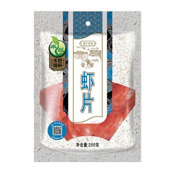 禾煜 虾片 250g*2袋