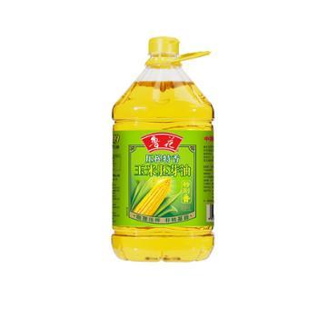 鲁花 压榨特香玉米胚芽油 5L
