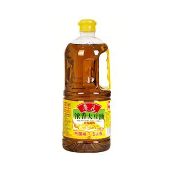鲁花 浓香大豆油 2L