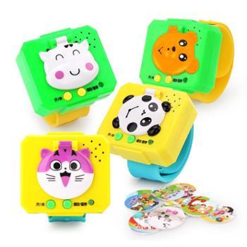 乐童童 早教玩具智能手表故事机10个卡片内容(袋装) 趣味玩法 3-6岁