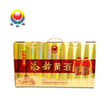 添龄黄酒500mlX4