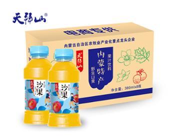 天拜山 沙果汁 380ml*8瓶