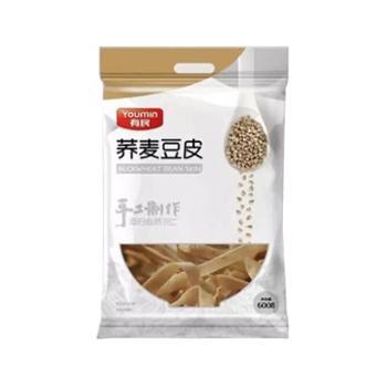 湖北特产荞麦豆丝豆皮600g*3袋