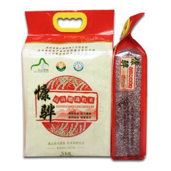 慷骅农资 高山明珠红米 5kg
