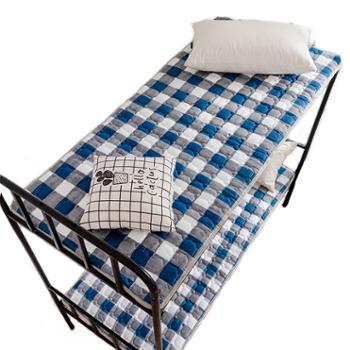 蕊丝坊/RIOUS 蕊丝坊学生加厚绗缝床垫 0.9米床适用
