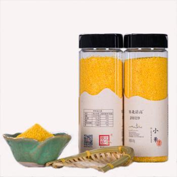 塞北粮仓内蒙赤峰敖汉优质黄小米420g