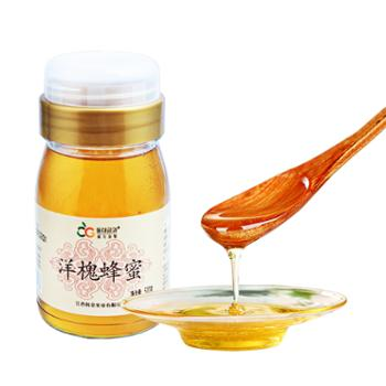 东大金果 洋槐蜂蜜液态槐花蜜 500g