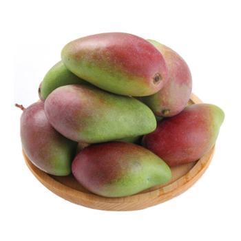 食果源海南三亚贵妃芒带箱5斤约10-18个