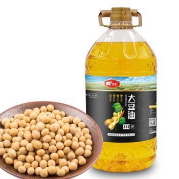 陇象 甘肃庆阳 优质压榨大豆油 5L