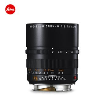 徕卡APO-M75mmf/2.0ASPH镜头黑色11637