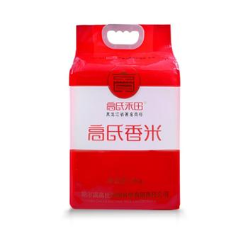 高氏禾田 香米长粒香 5kg 真空包