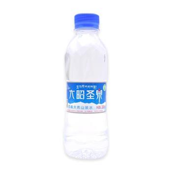 大昭圣泉天然饮用水箱装330ml*24