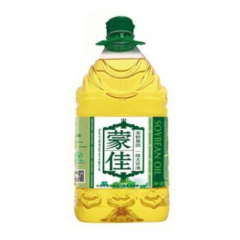 蒙佳一级大豆油瓶装5l