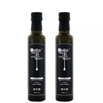 澳利欧Aoilio特级初榨橄榄油[白金级]250ml*2