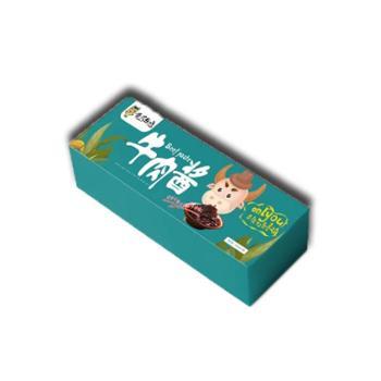 黄后牛恋牛肉酱三种口味组合156g3瓶礼盒装