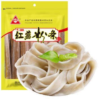 川珍 红薯粉条 508g 火锅粉炖粉干货粉条
