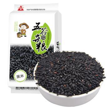 川珍 黑米 400g 杂粮大米伴侣