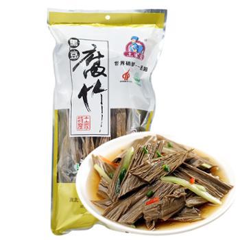 东风扶贫恩施黑豆腐竹220g/袋