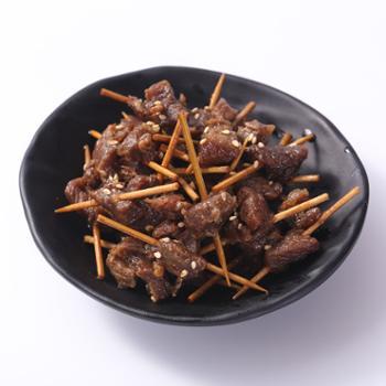 湘老蔡麻辣牙签牛肉150克*2罐