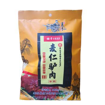 麦仁辛家 五香驴肉 200g/袋 熟食