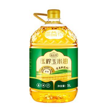 福益德 玉米胚芽油 5L