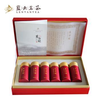 蓝天茗茶东方冠红茶90g