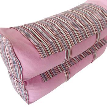 高引铺绣娘梦枕纯棉枕头长45cm宽20cm高12cm
