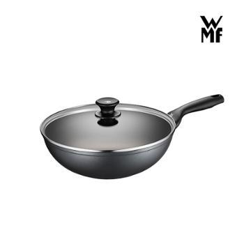 WMF 金钻系列不粘煎炒锅配玻璃盖(3cm)型号:71112159