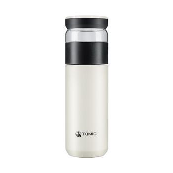 特美刻(TOMIC)不锈钢保温杯茶水分离泡茶杯 TW60020