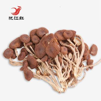 犹江红 茶树菇 120g*3瓶装