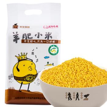 羊肥小米有机羊肥小米家庭装1600g