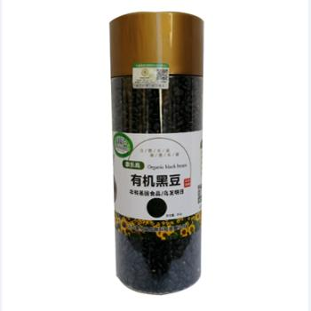 三晋康乐高有机黑豆900G