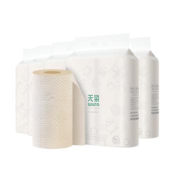 无染竹纤维厨房纸巾10卷装6971029352101