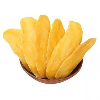 果干蜜饯 芒果干 250g/袋