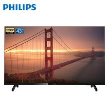 飞利浦/Philips43英寸全面屏高清智能网络液晶电视43PFF6365/T3