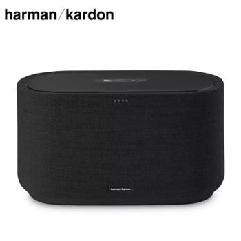 哈曼卡顿/HarmanKardon家庭智能5GWiFi无线蓝牙音箱黑色CITATION500